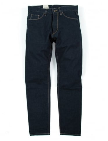 Vicious Pant - Blue Rinsed (Madera Denim)