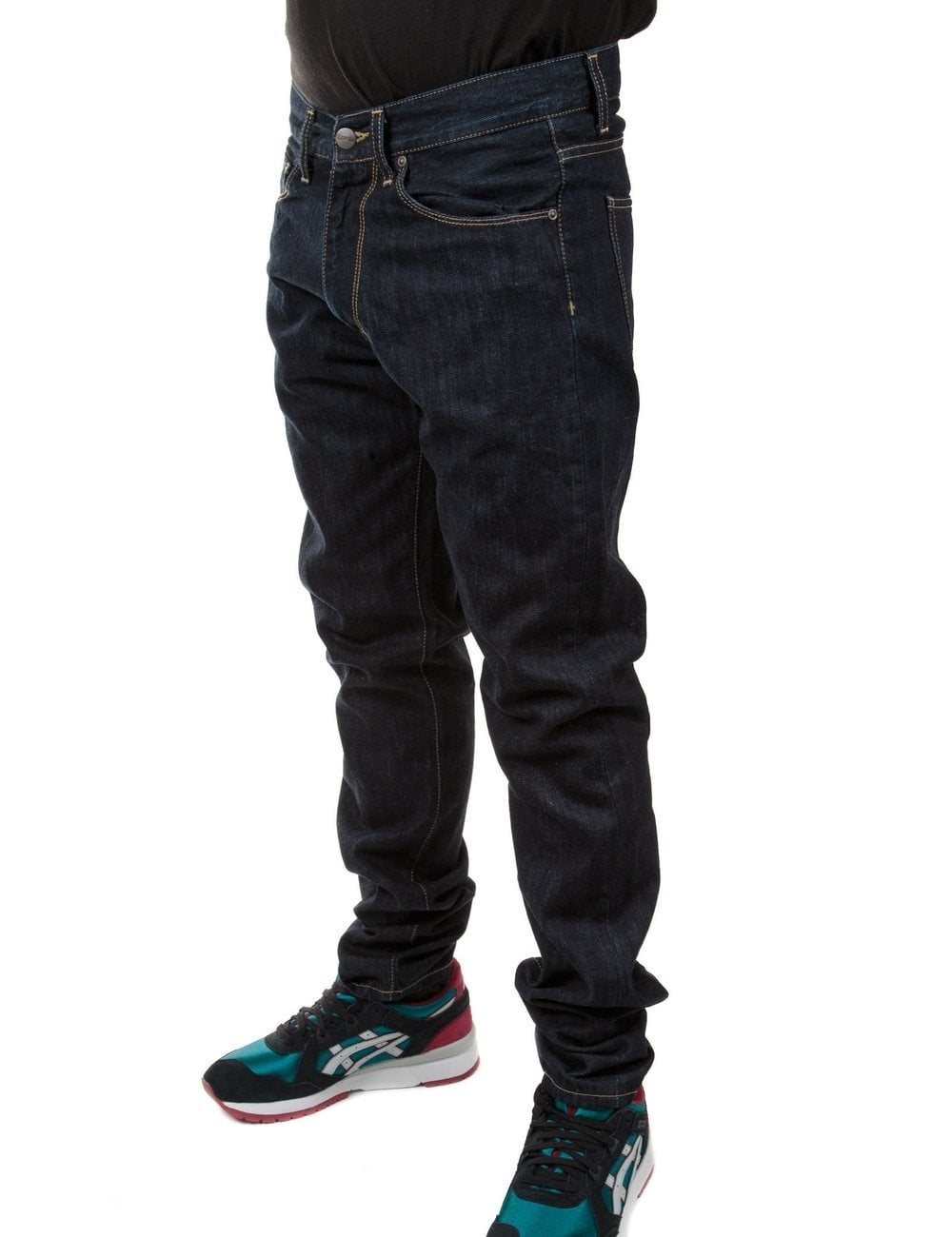 f7dbb3de Carhartt WIP Vicious Pant - Blue Rinsed (Merced Denim) - Clothing ...