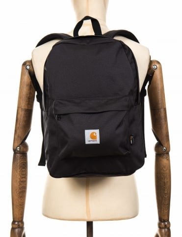 Watch Backpack - Black/Black