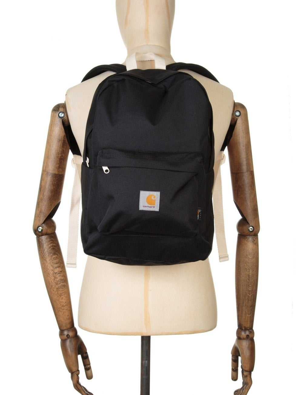 Carhartt WIP Watch Backpack - Black - Accessories from Fat Buddha ...
