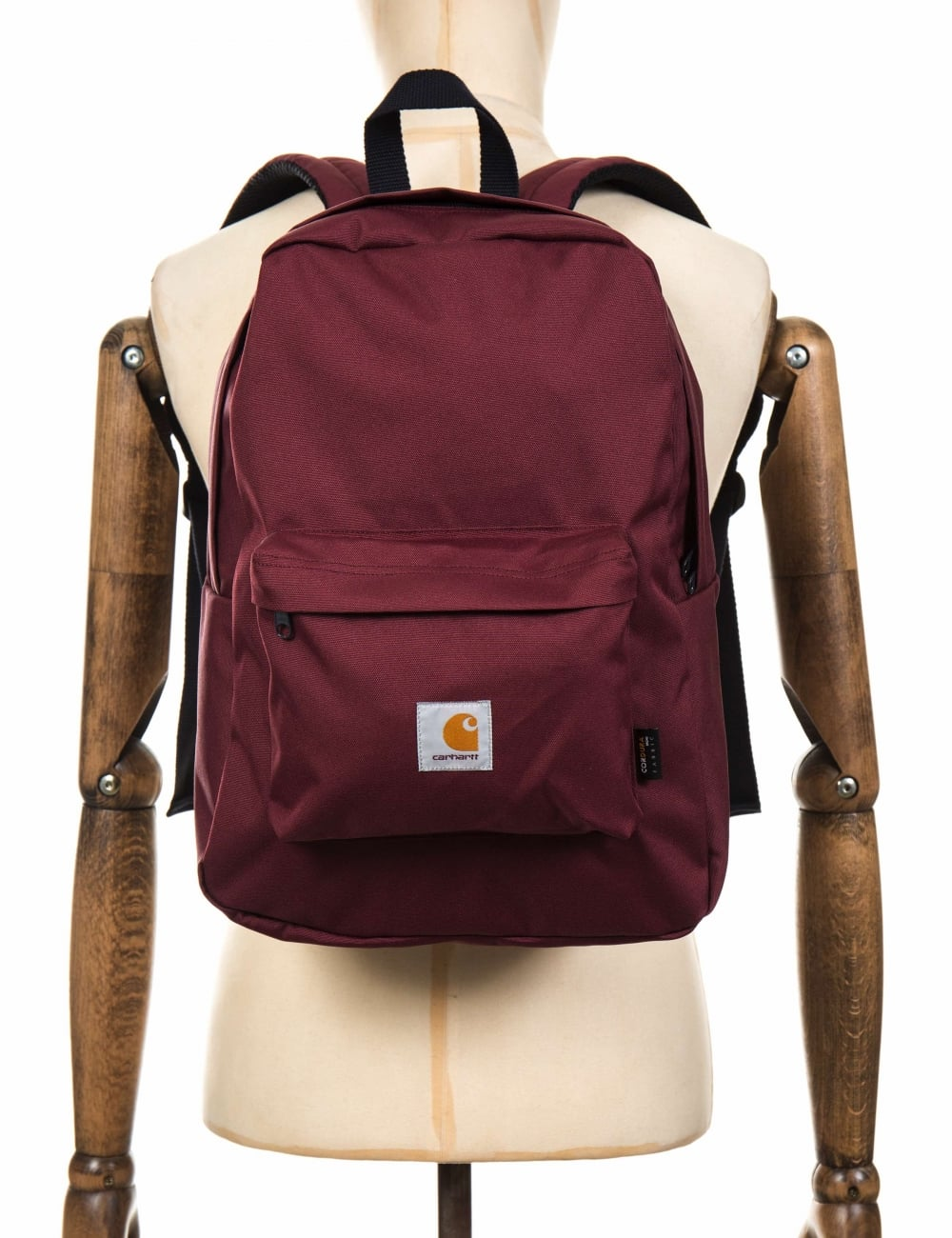 34ee3d952 Carhartt WIP Watch Backpack - Chianti/Dark Navy - Accessories from ...