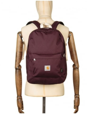 Watch Backpack - Damson