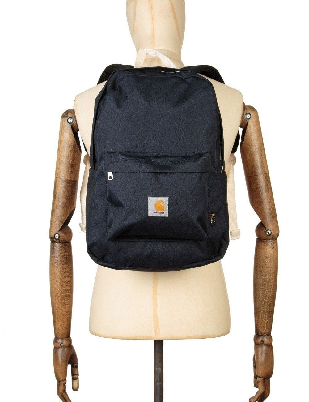 Carhartt WIP Watch Backpack - Dark Navy - Accessories from Fat ...