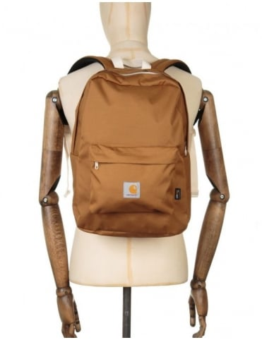 Watch Backpack - Hamilton Brown