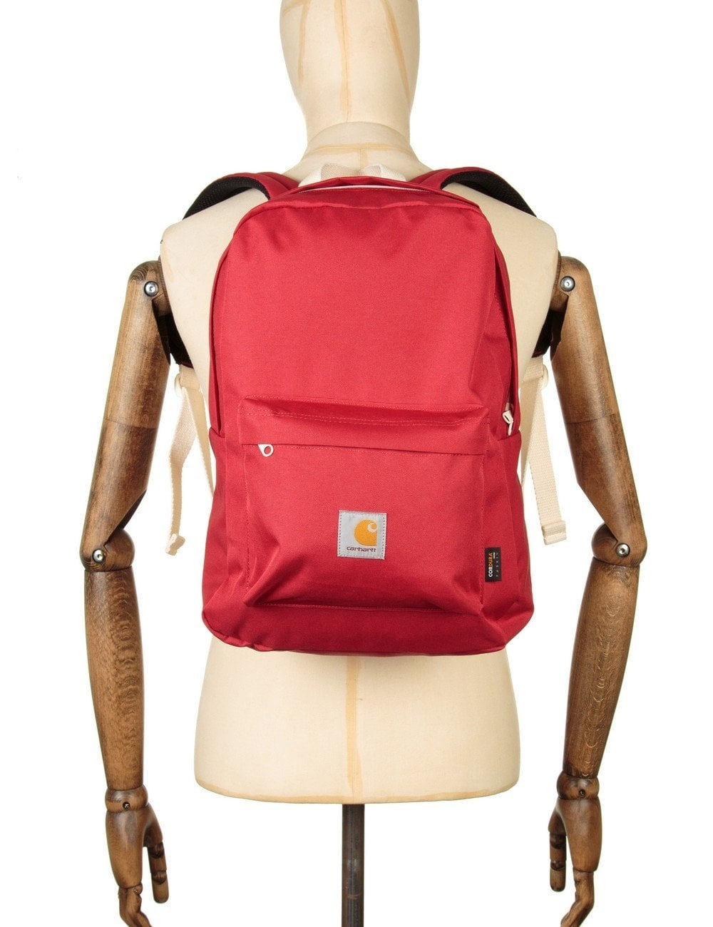 Carhartt WIP Watch Backpack - Red - Accessories from Fat Buddha Store UK