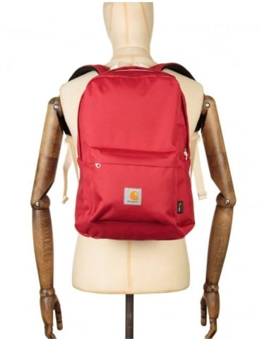 Watch Backpack - Red