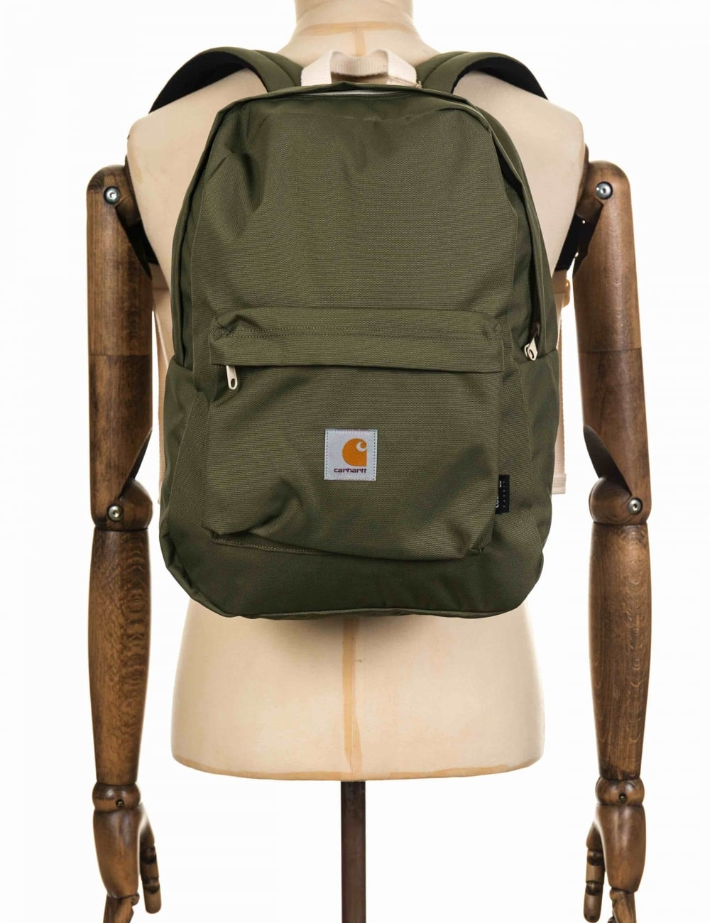 Carhartt WIP Watch Backpack - Rover Green - Accessories from Fat ...