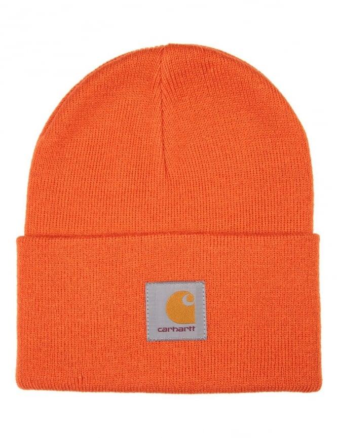 Carhartt Watch Hat - Carhartt Orange