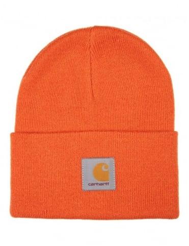 Watch Hat - Carhartt Orange