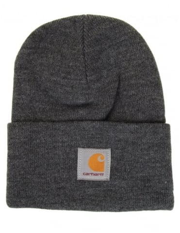 Carhartt Watch Hat - Dark Grey Heather