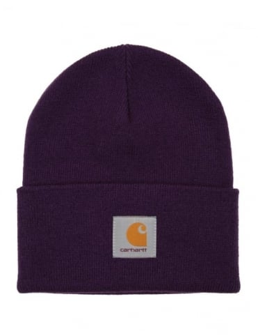 Carhartt Watch Hat - Emperor Purple