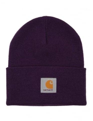 Carhartt Watch Hat - Emperor Purple