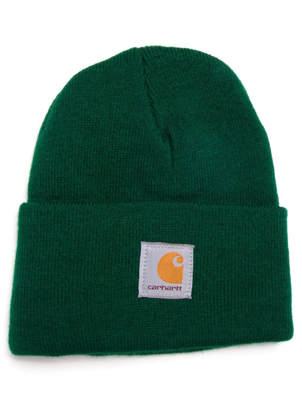 Carhartt WIP Watch Hat - US Forest Green - Accessories from Fat ... 98eab6b6627