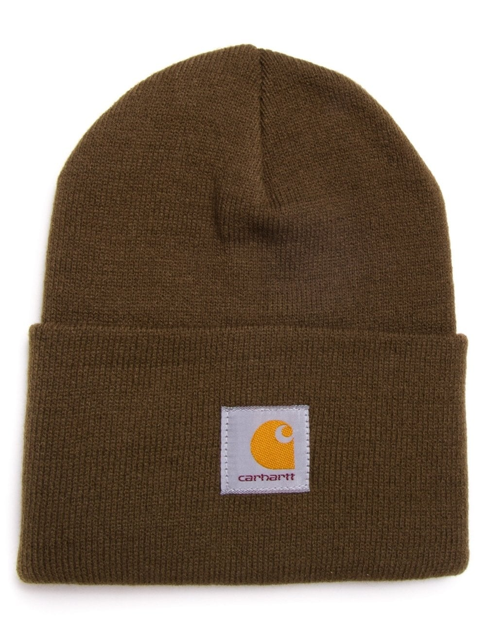 20bb5df2152 Carhartt WIP Watch Hat - US Olive Darp - Accessories from Fat Buddha ...