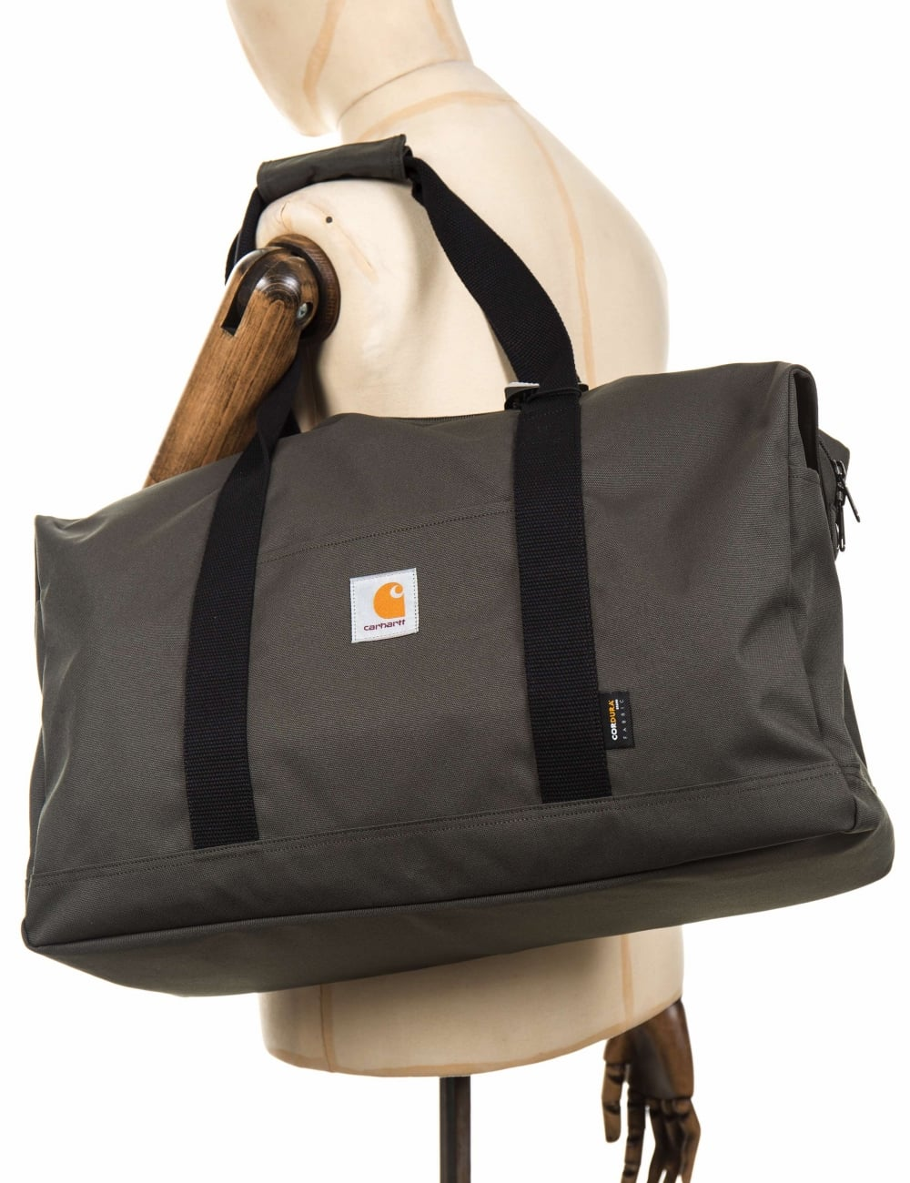 27e1679750 Carhartt WIP Watch Sports Bag - Cypress Black - Accessories from Fat ...