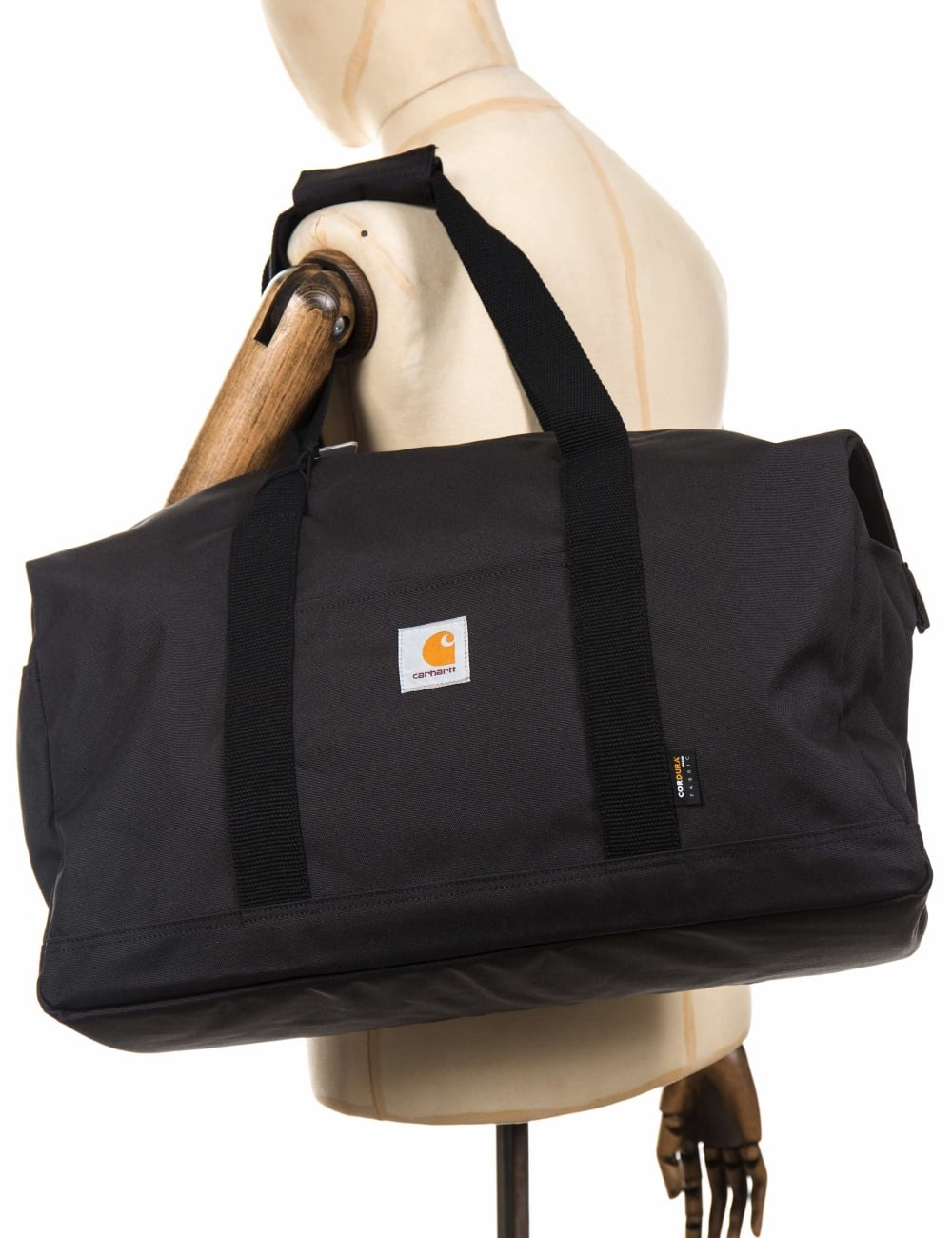 Carhartt WIP Watch Sports Holdall Bag - Black Black - Accessories ... cebe39d7ab992