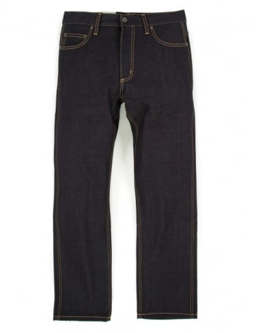 Carhartt Western II Pant - Blue Rigid (Otero Denim)