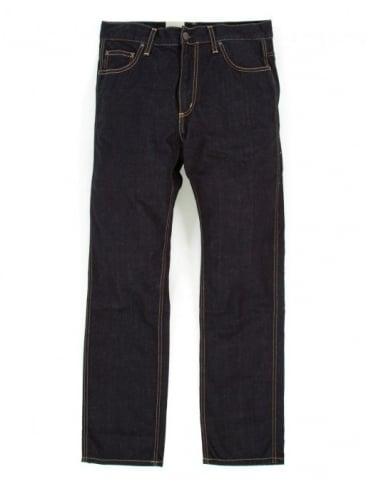 Carhartt Western II Pant - Blue Rinsed (Otero Denim)