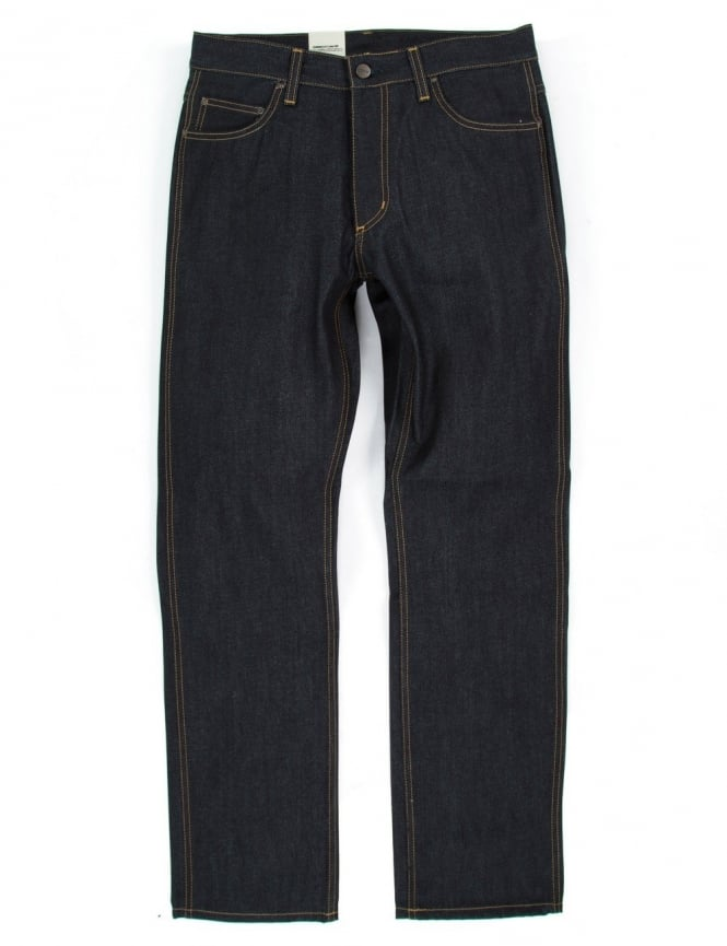 Carhartt Western Pant II - Blue Rigid (Hanford Denim)