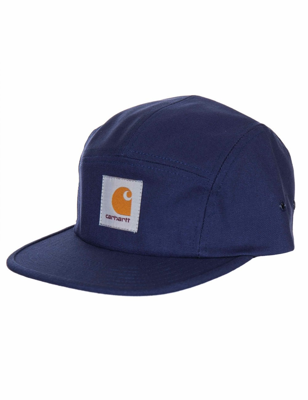 360c128e6d1 Carhartt WIP Backley 5 Panel Hat - Metro Blue - Accessories from Fat ...