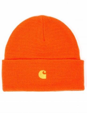 4428adc85b30a Carhartt WIP Chase Beanie Hat - Pepper