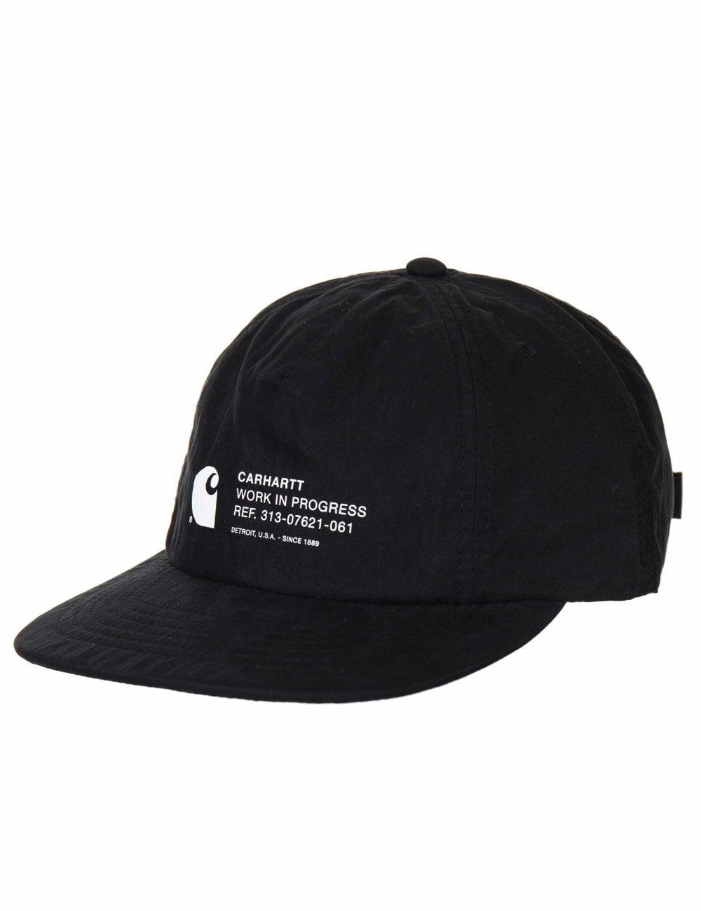 2a7120413 Coleman Cap - Black/White