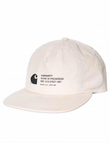 87e312ba0e5a4 Carhartt WIP Coleman Cap - Wall Black