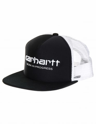 Carhartt WIP Trucker Hat - Black