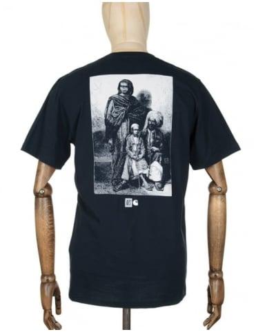 Carhartt x NTS Family T-shirt - Navy