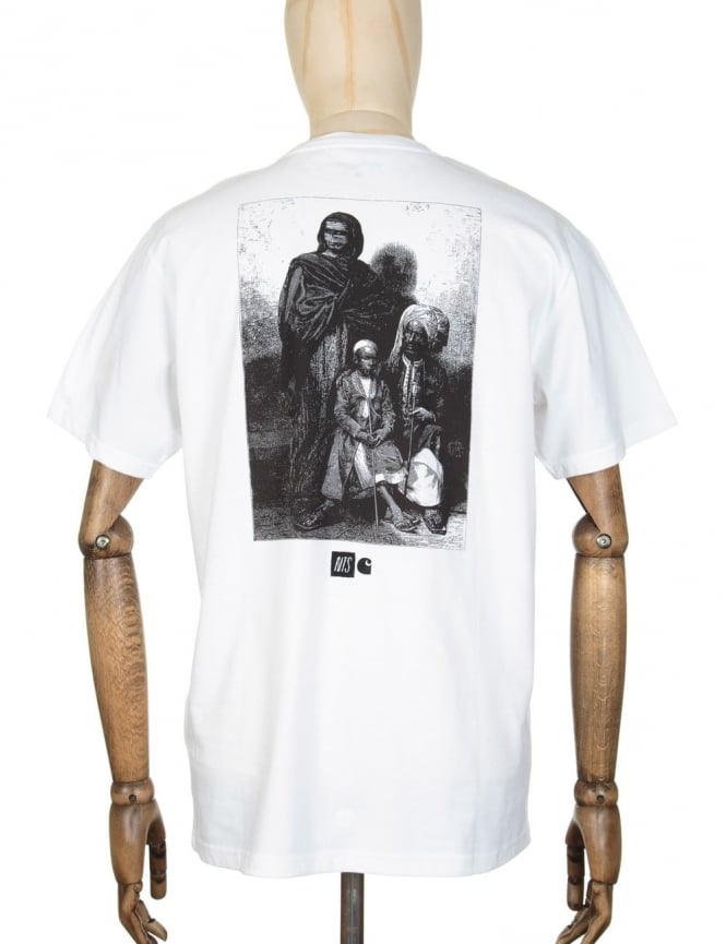 Carhartt x NTS Family T-shirt - White
