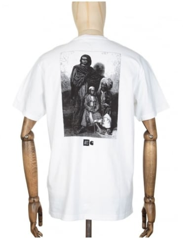 Carhartt x NTS Family T-shirt - White