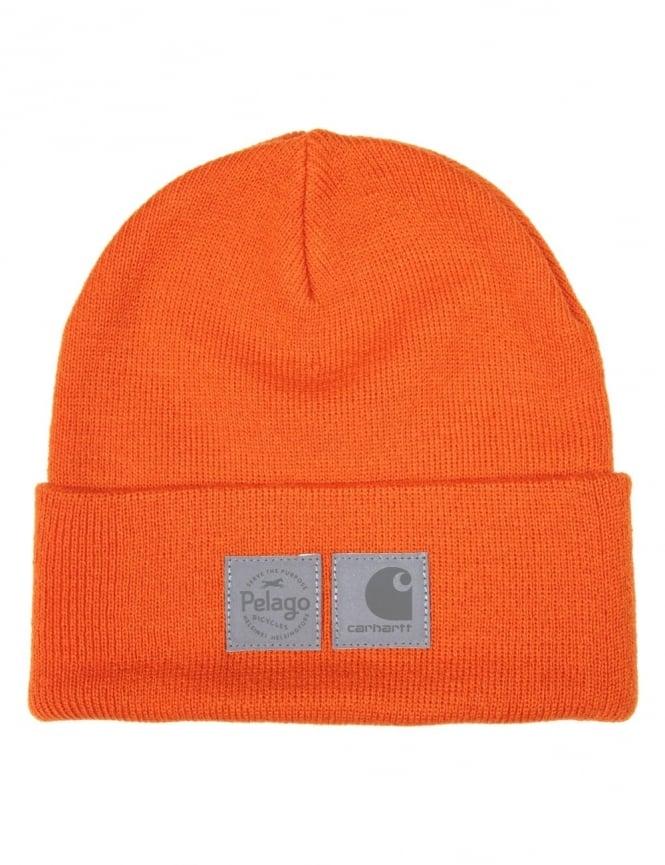 Carhartt x Pelago Beanie - Carhartt Orange