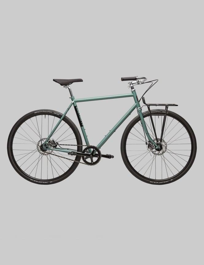 Carhartt x Pelago Freeway Your Mind Bike - Steel Green