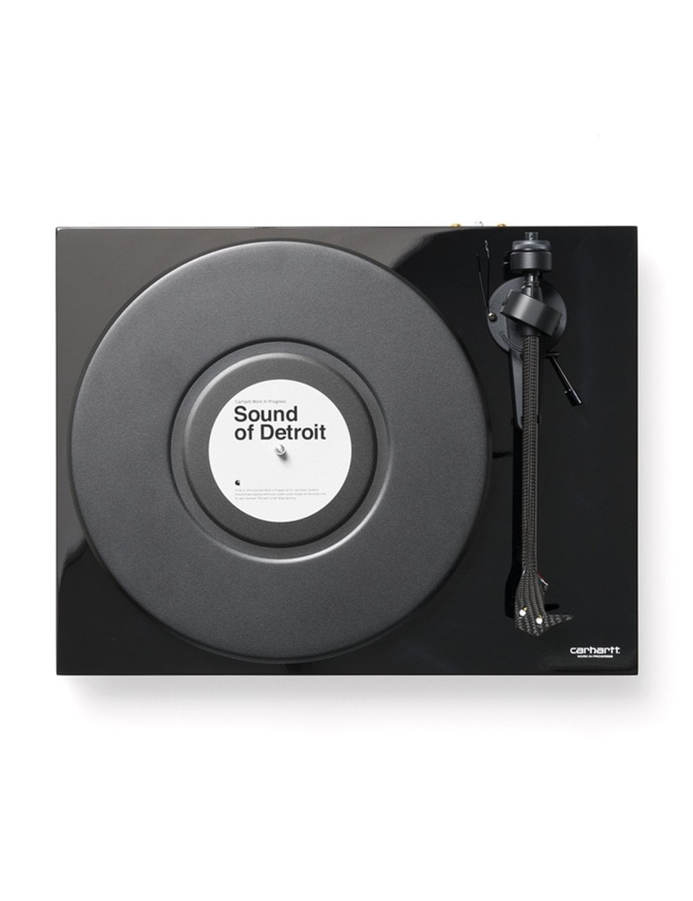 X Project Debut Carbon Turntable