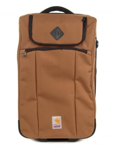 X UDG Travel Trolley Bag - Carhartt Brown