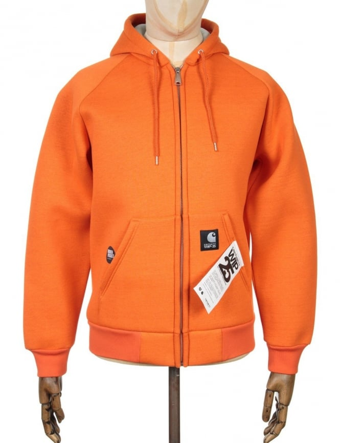 Carhartt XXV Car-Lux Hooded Jacket - Carhartt Orange