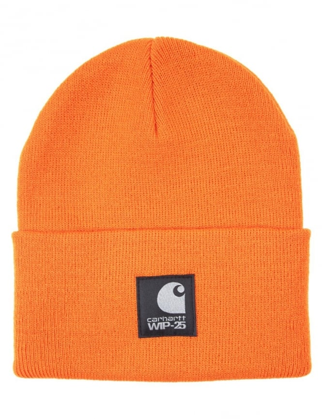 Carhartt XXV Watch Hat - Carhartt Orange