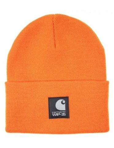 XXV Watch Hat - Carhartt Orange
