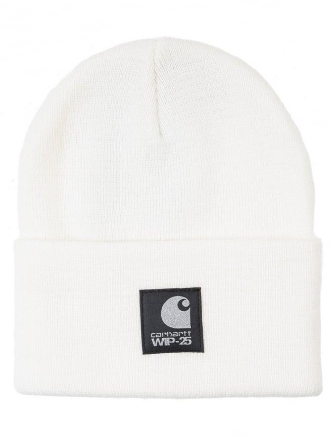 Carhartt XXV Watch Hat - White