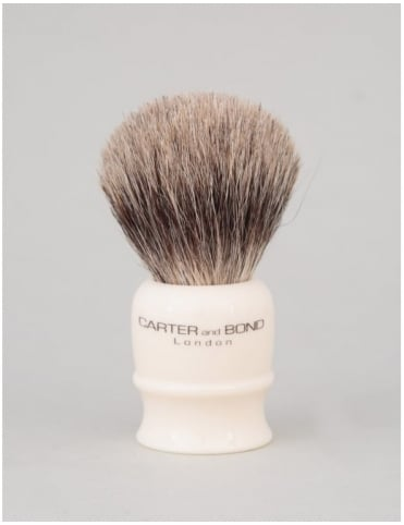 Shaving Brush With Travel Case