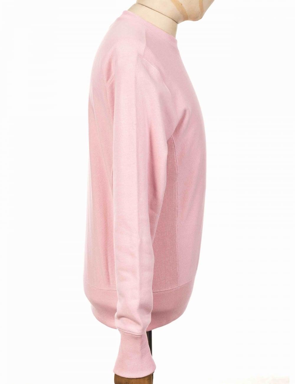 ee676946b9da Champion Reverse Weave Crewneck Sweatshirt - CBS Pink - Clothing ...