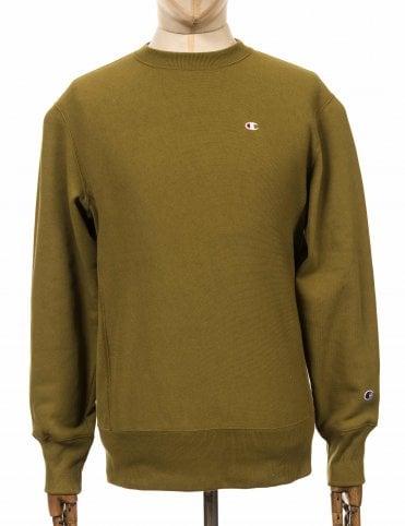 1bbcf02a Crewneck Sweatshirt - ODB Olive Drab Sale · Champion Reverse Weave ...