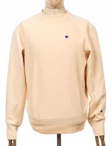 057048be Crewneck Sweatshirt - WET Oat Sale. Champion Reverse Weave ...