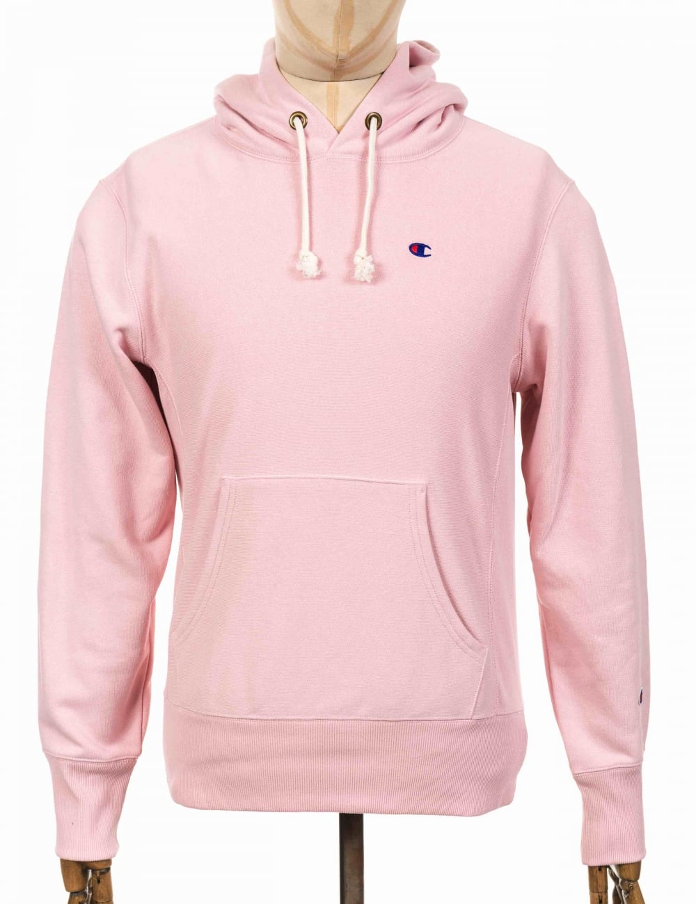 ce737a1719e1 Champion Reverse Weave Hooded Sweatshirt - CBS Pink - Clothing from ...