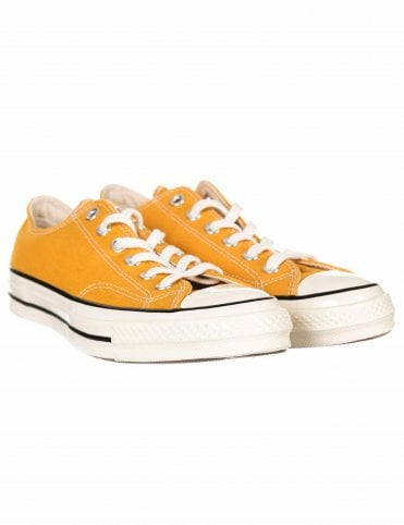 Converse 1970s Chuck Taylor All Star Ox Trainers - Sunflower 0737e17c7