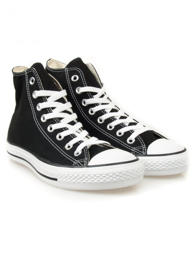 Converse All Star Hi Shoes - Black