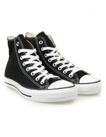 All Star Hi Shoes - Black