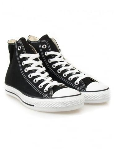 Converse All Star Hi Shoes - Black