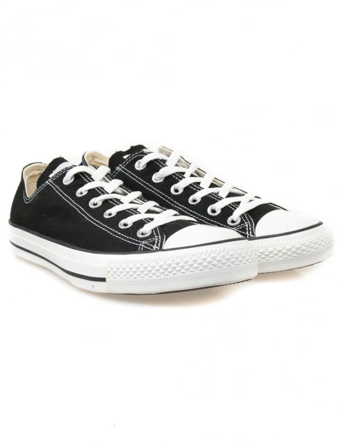 Converse All Star Ox Shoes - Black