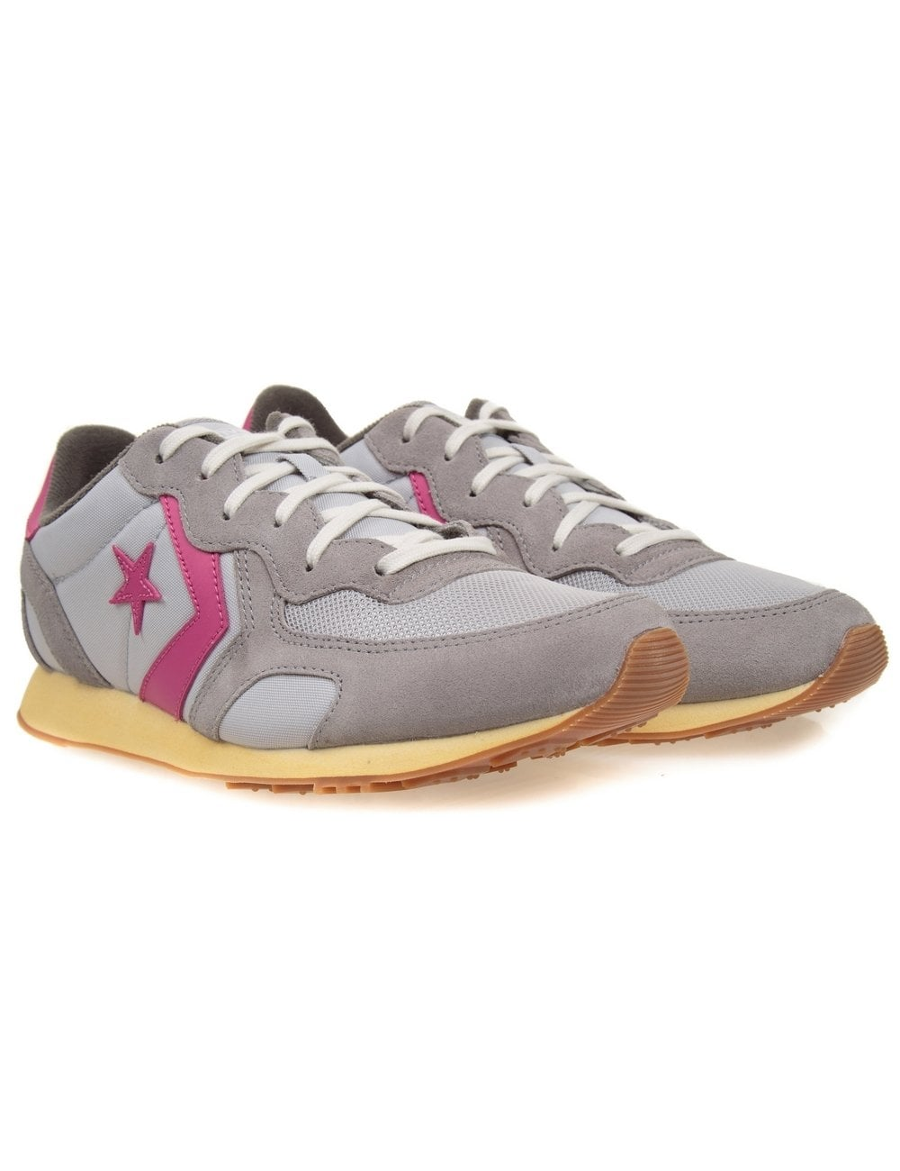 4aa1f3d8f409 Converse Auckland Racer - Oyster - Footwear from Fat Buddha Store UK